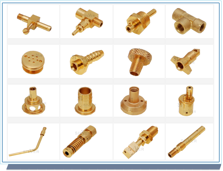 Gas Fittings Parts